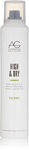 AG Hair Volume High Dry Matte Volume Finish, 5 Oz