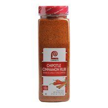 Lawrys Chipotle Cinnamon Rub, 27 Ounce -- 6 per case. by McCormick