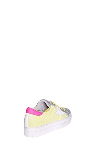 Metallizzata Para Gomma Pelle Con E Stella In Meline Glitter Sneaker tqzWa1O8