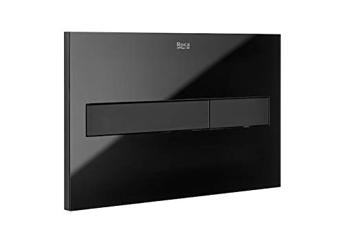 Black Glass Drive Plate by Roca (Image #1)