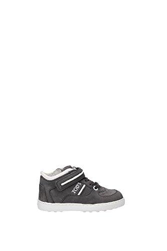 Tods Sneakers Niño - (UXT0JL0I2809X0676E) EU Gris