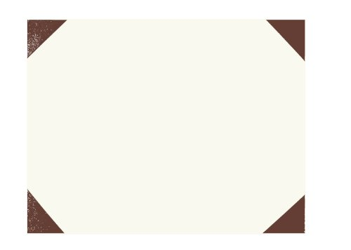 House of Doolittle Doodle Desk Pad, Cream, 22 x 17 Inches -