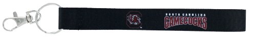 NCAA South Carolina Fighting Gamecocks Wristlet Key ()
