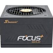 Seasonic Focus Plus 650 Gold SSR-650FX 650W 80+ Gold ATX12V & EPS12V Full Modular 120mm FDB Fan 10 Year Warranty Compact 140mm Size Power Supply