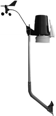 Ambient Weather WeatherMount Weather Station Mount