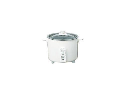 パナソニック 1.5合 炊飯器 電気調理器 ミニクッカー ホワイト SR-03GP-W B0026ITHUS