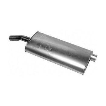 Exhaust Muffler-Quiet-Flow SS Muffler Walker 22502