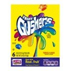 Fruit Gushers Tropical Flavors 4.5 oz (Pack of 10) by Betty Crocker