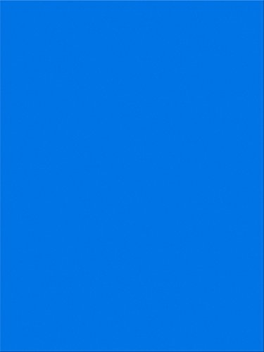 "Pacon SunWorks Construction Paper, 9"" x 12"", 100-Count, Bright Blue (7504)"