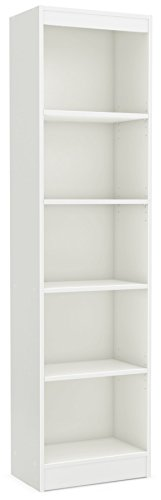 South Shore Collection 5 Shelf Bookcase product image