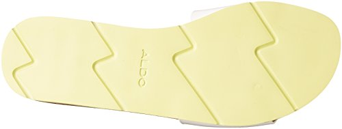 White Women's Aldo GWAYNI Aldo Slides Women's w1BqPTR
