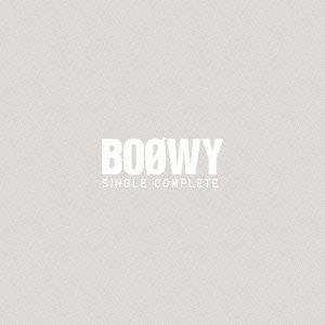 BOΦWY / BOΦWY SINGLE COMPLETE[完全限定盤]の商品画像