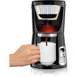 BrewStation Coffeemaker with No Carafe and Hot Plate