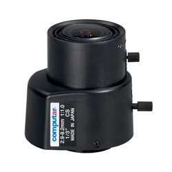 Computar TG3Z2910FCS-31 0.33-Inch Varifocal lens 2.9-8.2mm F1.0 Auto Iris DC Drive