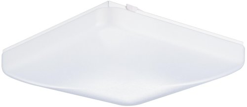 Lithonia Lighting FM 22 ACLS LP M4 1-Light Fluorescent Flush-Mount Ceiling Fixture, White Acrylic ()