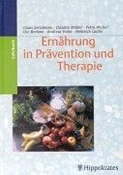 Ernährung in Prävention und Therapie