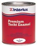 Interlux Y220/QT Yacht Enamel Semi Gloss (White, Quart), 32. Fluid_Ounces (Interlux Marine Paint)