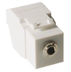 (Icc Module, Stereo Audio, 3.5 Mm, White)