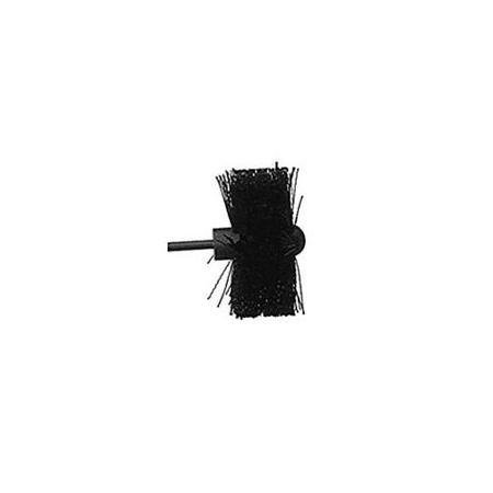 561604 4'' Poly Brush, Nylon Bristles, Eco-spin by AW Perkins