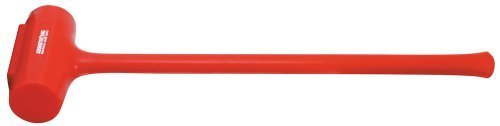 Armstrong 69-552 10-1/2-Pound Sledge Head One-Piece Dead Blow Hammer by Armstrong