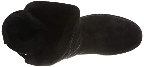 Comb 21 Tamaris Noir Femme 26483 98 black Botines xHYgqAY5