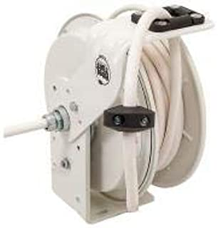 product image for Kh Industries Retractable Cord Reel, 20 Max Amps, Cord Ending: Flying Lead, 50 ft Cord Length - RTBB3LW-WW-P12K