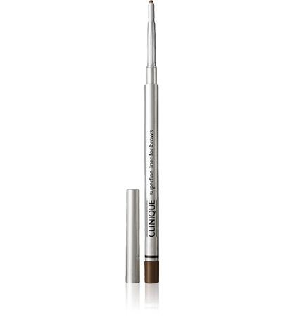 Soft Black Brow Liner - Clinique Superfine Liner For Brows - Soft Brown