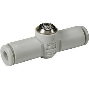 SMC AQ240F-04-00 quick exh w/fitting, silencer