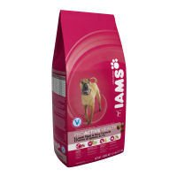Iams Biscuit - ProActive Health Adult Dog Lamb Meal and Rice Dry Dog Food Size: 6.1-lb bag