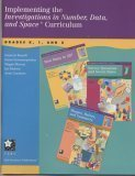 Implementing the Investigations in Number, Data, and Space Curriculum, Grades K-2, Susan J. Russell and Karen Economopoulos, 1572322225