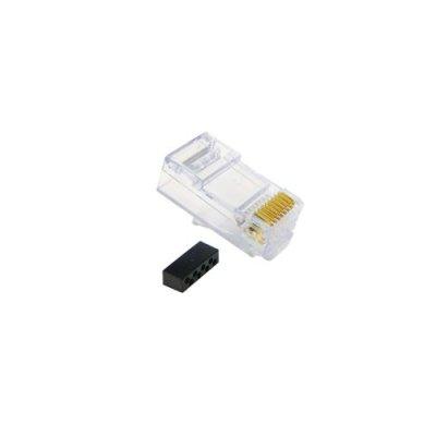 - ICC Plug- Cat 6- Solid/stranded-100pk