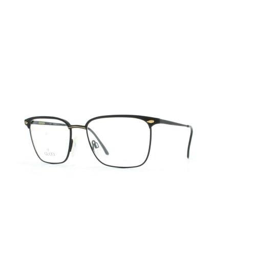 b2e40e56aa Gucci - Montura de gafas - para hombre Negro negro 60% de descuento ...