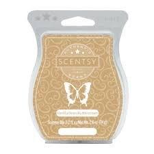Scentsy Vanilla Buttercream Scent Month