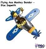 Flying Ace Monkey Bender - BLUE SOPWITH (20415)
