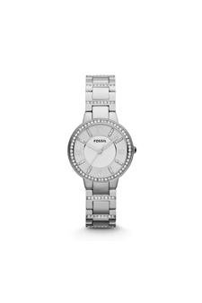 Fossil Es3282p Virginia Stainless Steel Watch Watch For Women