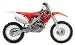 04 crf 450 wheels - 6