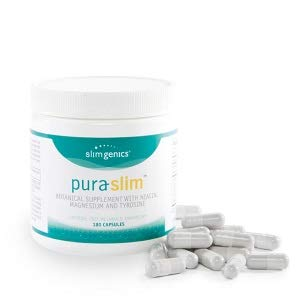 SlimGenics Pura-Slim | Metabolizer Herb – Metabolic Booster with Powerful Herbs and Nutrients, Thermogenic Fat Burners for Weight Loss, Fights Fatigue and Increases Energy (180 Count) by SlimGenics (Image #9)