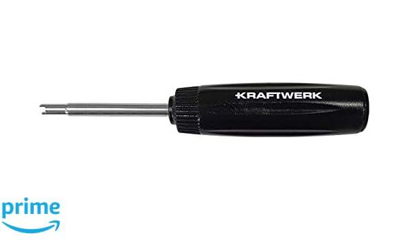 Kraftwerk 3239 Herramienta de par del obús de la válvula, 0.45 Nm ...