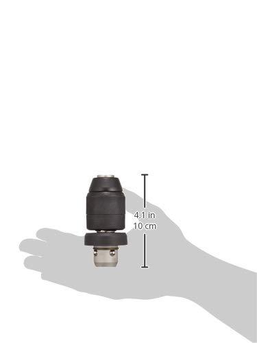 SDS-Plus Bosch 2608572212 Mandrin automatique avec adaptateur 1,5-13 mm