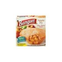 Banquet Apple Fruit Pie, 7 Ounce - 24 per case.