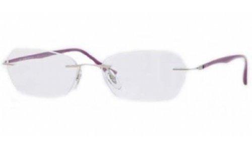 Ray Ban RX8703 Tech Tech Eyeglasses-1146 Silver-50mm