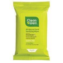 Hand Santz Wipes, Travel, 10 ct ( Value Bulk Multi-pack)
