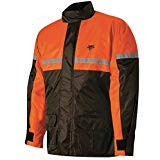 Nelson-Rigg AS-6000 Stormrider Rain Suit (Orange, X-Large)