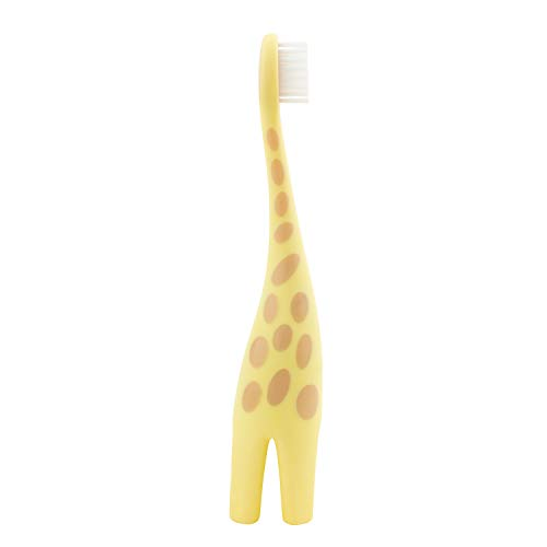 21zVCif0YPL - Dr. Brown's Infant-to-Toddler Toothbrush,