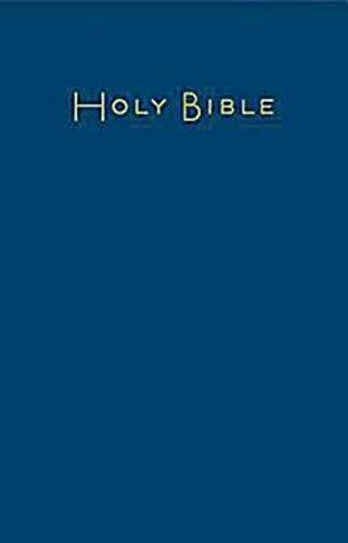 Read Online CEB Common English Pew Bible, Navy PDF