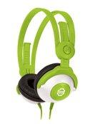Kidz Gear Wired Headphones For Kids - Green by Kidz Gear