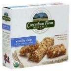 Cascadian Farms Chewy Granola Bars Vanilla Chip -- 5 Bars