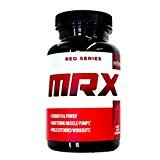 Rev Labs MRX MuscleRev Xtreme Red Series (Stimulant Free Pre-Workout Amplifier, 30 Serving)