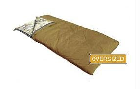 Chinook Sportsman Sleeping Bag (6 -18F), Outdoor Stuffs