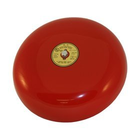 Red Fire Alarm Bell 10